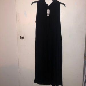 Forever 21 never worn black cover up dress